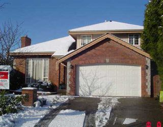 "Photo 1: 18916 63RD AV in Surrey: Cloverdale BC House for sale in ""CLOVERDALE,CLAYTON HILL"" (Cloverdale)  : MLS®# F2605218"