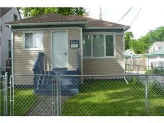 Photo 1: 365 ANDERSON Avenue in Winnipeg: Residential for sale (Canada)  : MLS®# 1111568