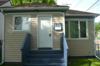 Photo 20: 365 ANDERSON Avenue in Winnipeg: Residential for sale (Canada)  : MLS®# 1111568