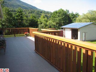 Photo 8: 4271 WILSON Road: Yarrow House for sale : MLS®# H1202852