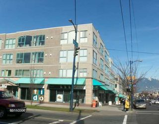 Main Photo: 212 189 E 16th Ave in Vancouver: Mount Pleasant VE Condo for sale (Vancouver East)  : MLS®# V575348