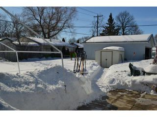 Photo 16: 614 Cedarcrest Drive in WINNIPEG: North Kildonan Residential for sale (North East Winnipeg)  : MLS®# 1303732