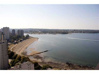 """Photo 10: 2104 2055 PENDRELL Street in Vancouver: West End VW Condo for sale in """"PANORAMA PLACE"""" (Vancouver West)  : MLS®# V995594"""