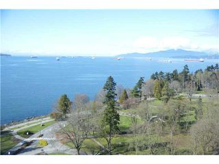 """Photo 1: 2104 2055 PENDRELL Street in Vancouver: West End VW Condo for sale in """"PANORAMA PLACE"""" (Vancouver West)  : MLS®# V995594"""