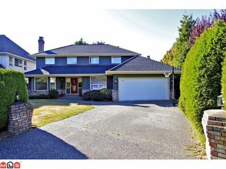 "Main Photo: 13027 19A Avenue in Surrey: Crescent Bch Ocean Pk. House for sale in ""Hampstead Heath"" (South Surrey White Rock)  : MLS®# F1306264"