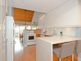 Photo 4: 22 4957 MARINE Drive in West Vancouver: Olde Caulfeild Townhouse for sale : MLS®# V999576