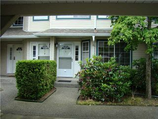 "Photo 1: 6 5760 174TH Street in Surrey: Cloverdale BC Townhouse for sale in ""STETSON VILLAGE"" (Cloverdale)  : MLS®# F1313653"