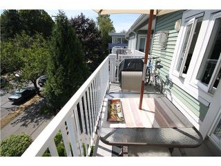 Photo 5: 19-1949 West 8th Ave in Vancouver: Kitsilano Condo for sale (Vancouver West)  : MLS®# V1016235