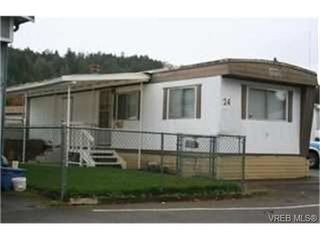 Photo 1:  in VICTORIA: La Goldstream Manufactured Home for sale (Langford)  : MLS®# 450246