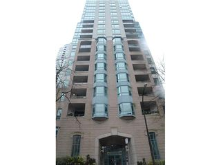 Photo 1: 1207 1238 Melville Street in Vancouver: Coal Harbour Condo for sale (Vancouver West)  : MLS®# V1104265