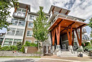 Photo 1: 313 6688 120 st in Surrey: West Newton Condo for sale : MLS®# R2272385
