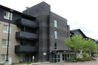 Photo 1: 117 17003 67 Avenue in Edmonton: Zone 20 Condo for sale : MLS®# E4169393