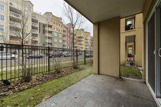 Photo 25: 103 11203 103A Avenue in Edmonton: Zone 12 Condo for sale : MLS®# E4178822