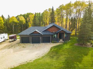 Main Photo: 2060 Spring Lake Drive: Rural Parkland County House for sale : MLS®# E4185004