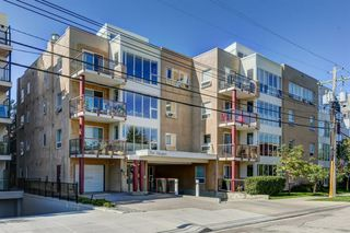 Photo 1: 401 603 7 Avenue NE in Calgary: Renfrew Apartment for sale : MLS®# A1017781