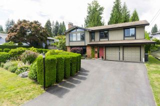 "Main Photo: 3094 STARLIGHT Way in Coquitlam: Ranch Park House for sale in ""RANCH PARK"" : MLS®# R2483132"