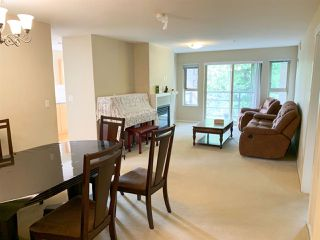 Photo 2: 309 9329 UNIVERSITY Crescent in Burnaby: Simon Fraser Univer. Condo for sale (Burnaby North)  : MLS®# R2499199