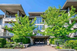 Photo 1: 309 9329 UNIVERSITY Crescent in Burnaby: Simon Fraser Univer. Condo for sale (Burnaby North)  : MLS®# R2499199