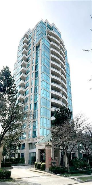 Photo 1: 1404 6622 SOUTHOAKS Crescent in Burnaby: Highgate Condo for sale (Burnaby South)  : MLS®# R2501422
