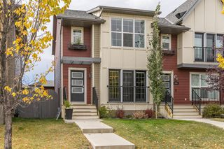 Main Photo: 410 WALDEN Drive SE in Calgary: Walden Semi Detached for sale : MLS®# A1037613
