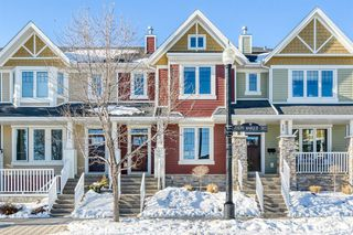 Main Photo: 13 JOSEPH MARQUIS Crescent SW in Calgary: Garrison Green Row/Townhouse for sale : MLS®# A1061233