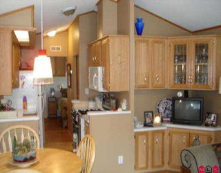 "Photo 3: 3 14600 MORRIS VALLEY RD in Mission: Lake Errock Manufactured Home for sale in ""Tapadera Estates"" : MLS®# F2524801"