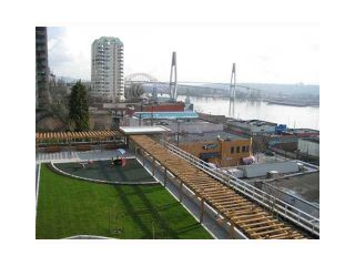 """Photo 8: 702 39 6TH Street in New Westminster: Downtown NW Condo for sale in """"The Quantum"""" : MLS®# V930398"""