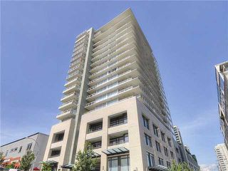 """Photo 1: 702 39 6TH Street in New Westminster: Downtown NW Condo for sale in """"The Quantum"""" : MLS®# V930398"""