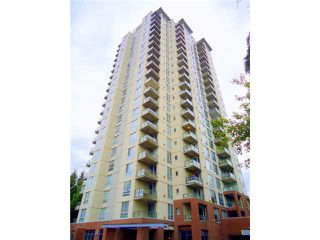 "Photo 1: 704 7077 BERESFORD Street in Burnaby: Highgate Condo for sale in ""CITY CLUB IN THE PARK"" (Burnaby South)  : MLS®# V956657"