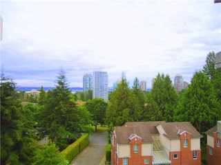 "Photo 2: 704 7077 BERESFORD Street in Burnaby: Highgate Condo for sale in ""CITY CLUB IN THE PARK"" (Burnaby South)  : MLS®# V956657"