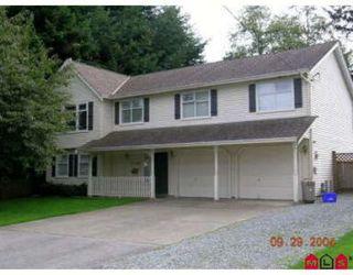Photo 1: : House for sale (Sunnyside Acres)  : MLS®# F2425722