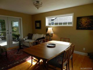 Photo 11: 6251 THOMSON TERRACE in DUNCAN: Z3 Duncan House for sale (Zone 3 - Duncan)  : MLS®# 635325