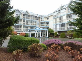 "Photo 1: 202 31930 OLD YALE Road in Abbotsford: Abbotsford West Condo for sale in ""Royal Court"" : MLS®# F1308380"
