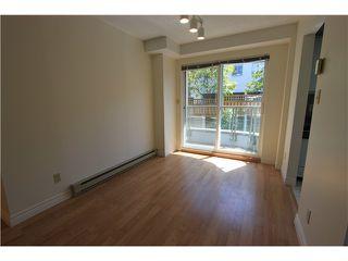 Photo 4: # 207 2428 W 1ST AV in Vancouver: Kitsilano Condo for sale (Vancouver West)  : MLS®# V1064638