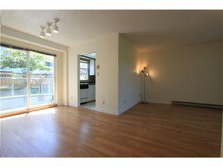 Photo 3: # 207 2428 W 1ST AV in Vancouver: Kitsilano Condo for sale (Vancouver West)  : MLS®# V1064638