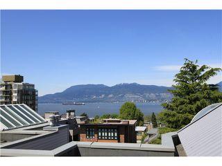 Photo 18: # 207 2428 W 1ST AV in Vancouver: Kitsilano Condo for sale (Vancouver West)  : MLS®# V1064638