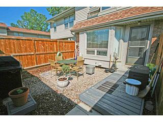 Photo 19: 81 123 QUEENSLAND Drive SE in CALGARY: Queensland Residential Attached for sale (Calgary)  : MLS®# C3624581