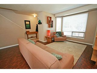Photo 5: 81 123 QUEENSLAND Drive SE in CALGARY: Queensland Residential Attached for sale (Calgary)  : MLS®# C3624581