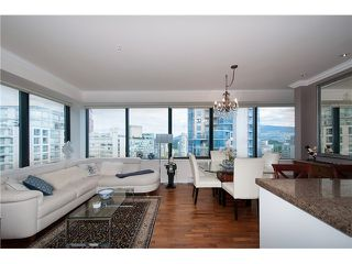 Photo 3: # 1514 1333 W GEORGIA ST in Vancouver: Coal Harbour Condo for sale (Vancouver West)  : MLS®# V1073494