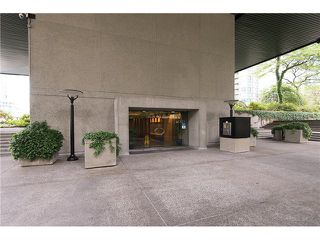 Photo 2: # 1514 1333 W GEORGIA ST in Vancouver: Coal Harbour Condo for sale (Vancouver West)  : MLS®# V1073494