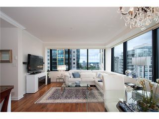 Photo 4: # 1514 1333 W GEORGIA ST in Vancouver: Coal Harbour Condo for sale (Vancouver West)  : MLS®# V1073494