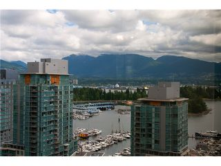 Photo 7: # 1514 1333 W GEORGIA ST in Vancouver: Coal Harbour Condo for sale (Vancouver West)  : MLS®# V1073494