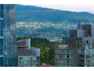 Photo 8: # 1514 1333 W GEORGIA ST in Vancouver: Coal Harbour Condo for sale (Vancouver West)  : MLS®# V1073494