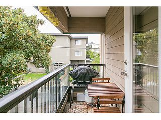 Photo 18: # 207 1260 W 10TH AV in Vancouver: Fairview VW Condo for sale (Vancouver West)  : MLS®# V1138450