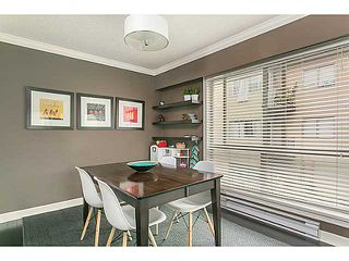 Photo 4: # 207 1260 W 10TH AV in Vancouver: Fairview VW Condo for sale (Vancouver West)  : MLS®# V1138450