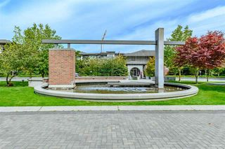 "Photo 1: 219 9288 ODLIN Road in Richmond: West Cambie Condo for sale in ""MERIDIAN GATE"" : MLS®# R2398523"