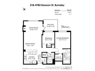 """Photo 20: 218 4783 DAWSON Street in Burnaby: Brentwood Park Condo for sale in """"Collage"""" (Burnaby North)  : MLS®# R2399063"""