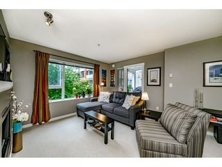 """Photo 4: 218 4783 DAWSON Street in Burnaby: Brentwood Park Condo for sale in """"Collage"""" (Burnaby North)  : MLS®# R2399063"""
