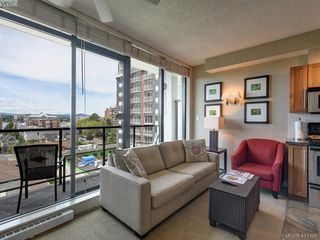 Photo 5: 701 500 Oswego Street in VICTORIA: Vi James Bay Condo Apartment for sale (Victoria)  : MLS®# 417466
