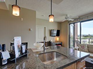 Photo 10: 701 500 Oswego Street in VICTORIA: Vi James Bay Condo Apartment for sale (Victoria)  : MLS®# 417466